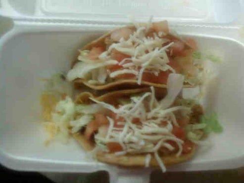 Maico Mexican Food Tucson Menu