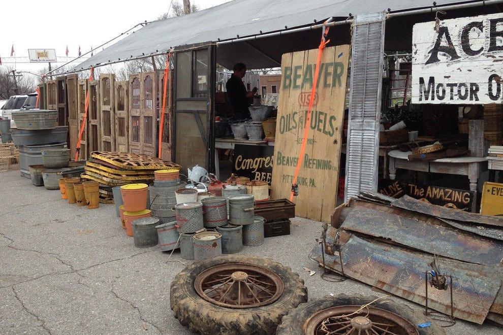 Nashville flea market nashville shopping review 10best for Antique stores in nashville