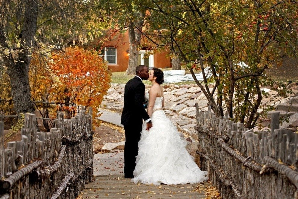 Fairytale Wedding at Bishop's Lodge