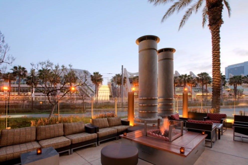 Hotels Near San Diego Bayfront