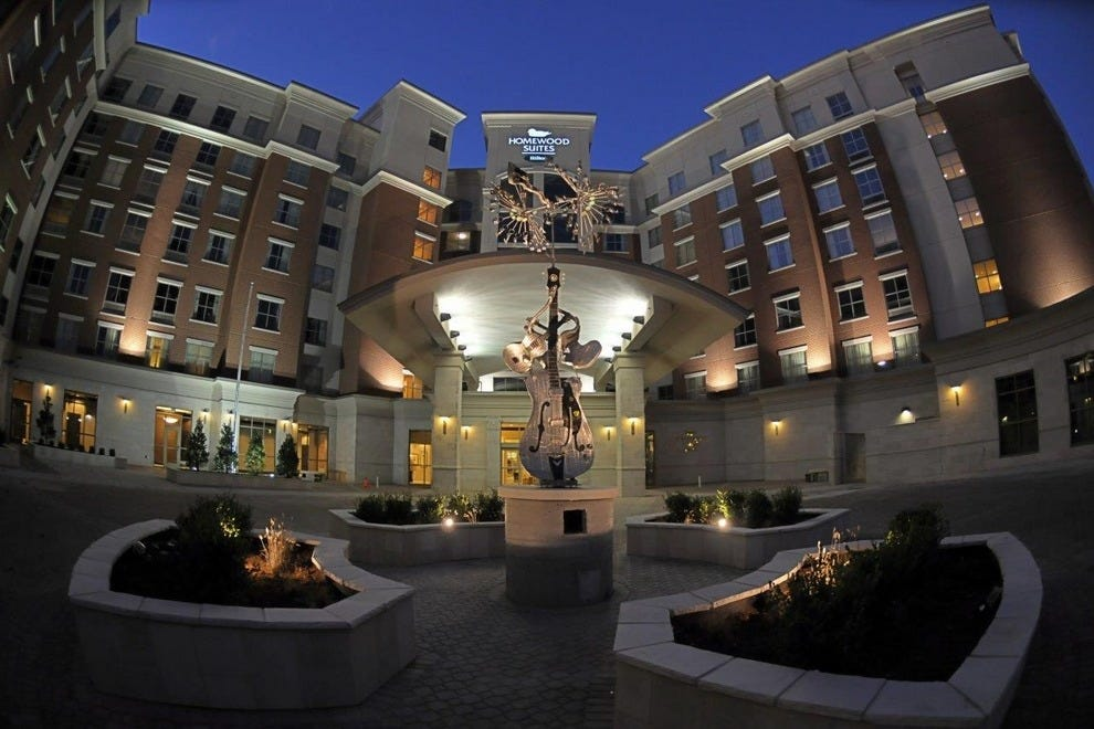 Homewood Suites By Hilton Nashville Vanderbilt Tn