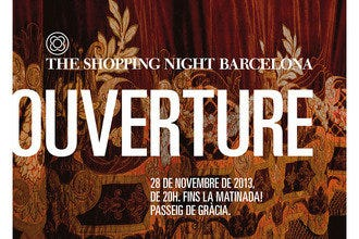 Shopping Night Barcelona is Right Around the Corner
