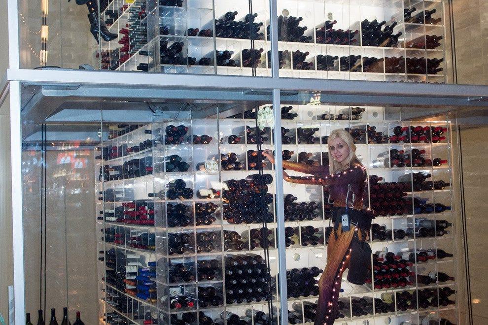 wine shops las vegas strip
