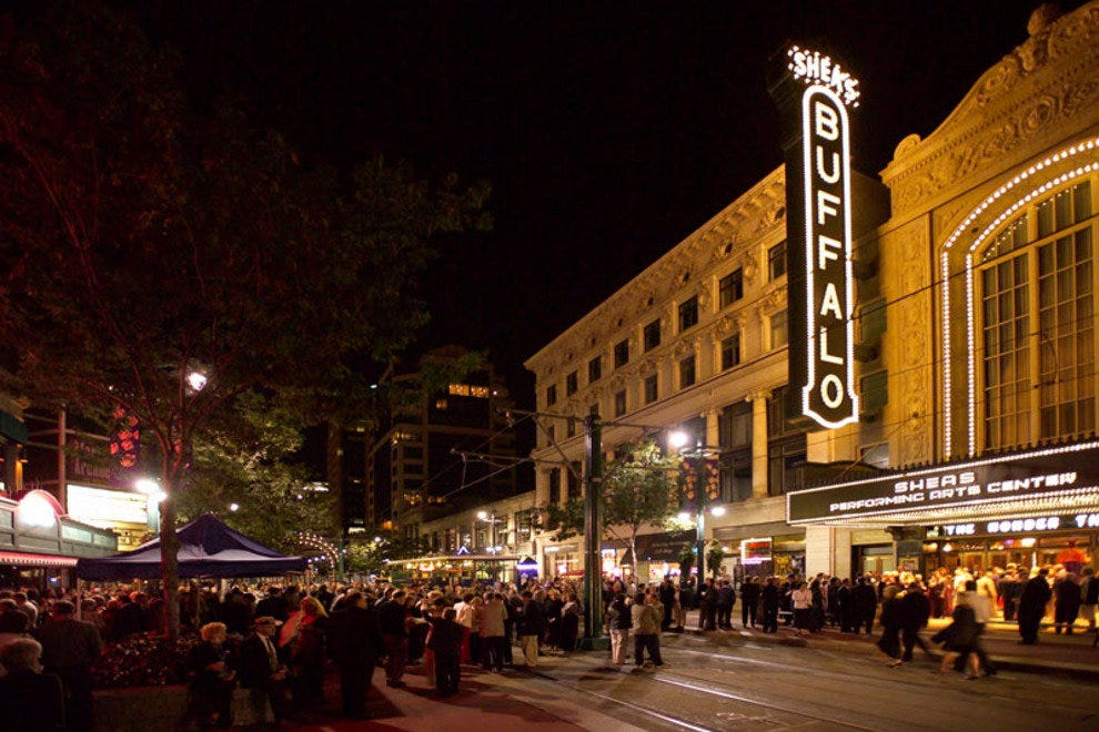 10 Best Nightclubs Theaters Pubs And Lounges In Buffalo Ny
