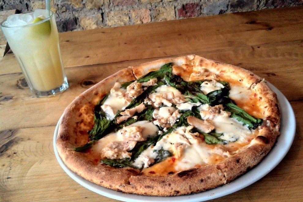 Sodo Pizza Cafe London Restaurants Review 10best Experts