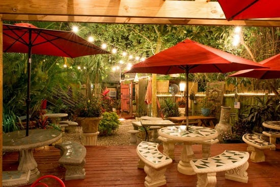 Tropical Spanish Restaurant Near Me