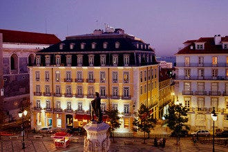 Lisbon's Bairro Alto Hotel: Luxury, Fine Dining, Fabulous Views