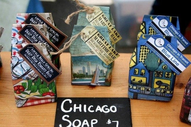 Best places to shop for holidays gifts in Chicago - chicago