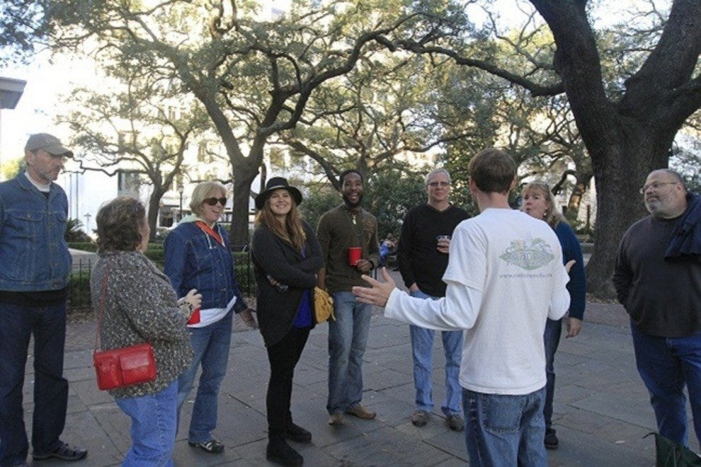 Southern Strolls Walking Tours