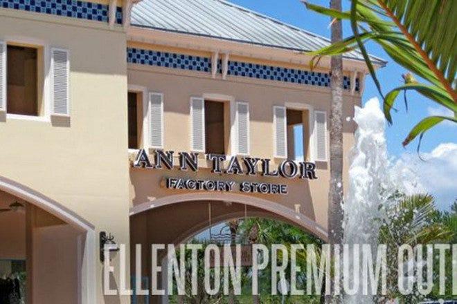Ellenton Premium Outlets Best Shopping In Tampa