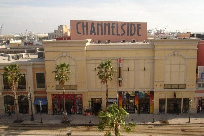 Channelside Bay Plaza