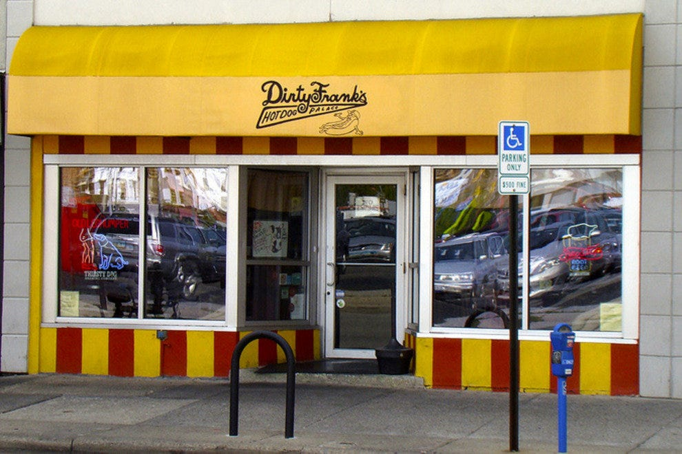 Dirty Frank's Hot Dog Palace
