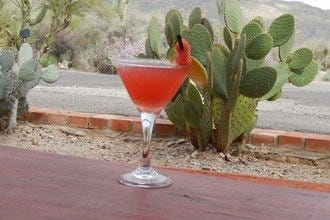 Saguaro Corners in Tucson: 'Sonoran Fusion' Restaurant with a View