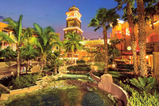 Shopping Malls and Centers in Cabo San Lucas