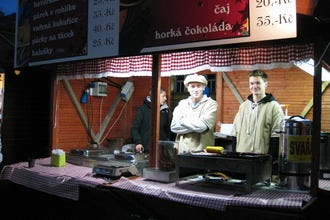 Savor Langose, Trdelnik or Chlebicky Otherwise You Haven't Been in Prague