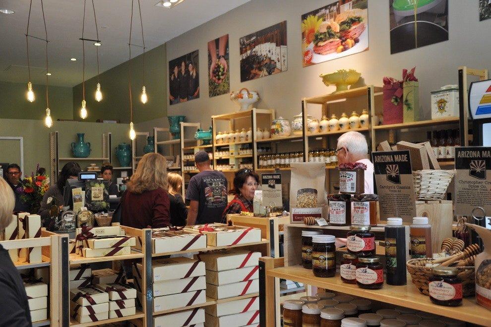Gourmet Marketplace Brings Artisan Olive Oils To Tucson