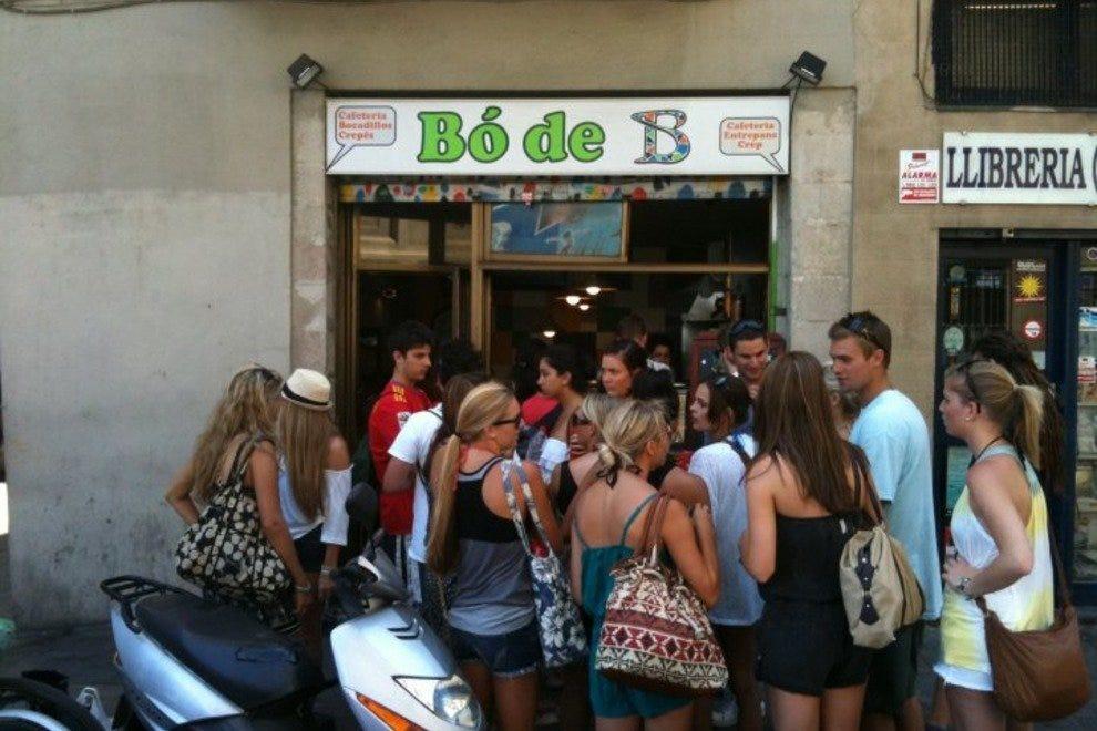 Street Food: Restaurants in Barcelona