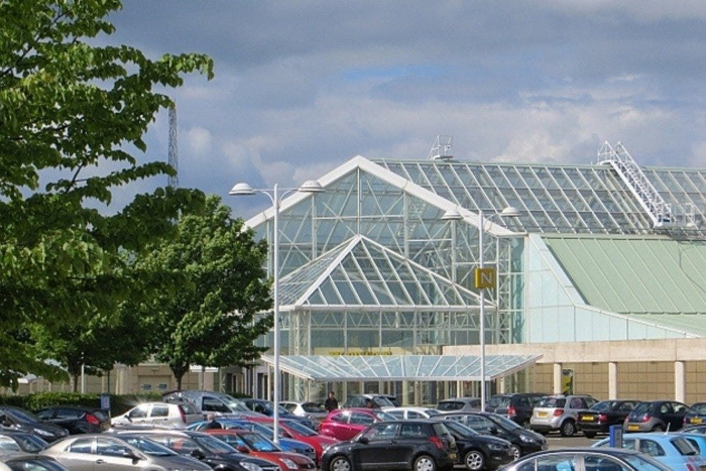 Gyle Shopping Center