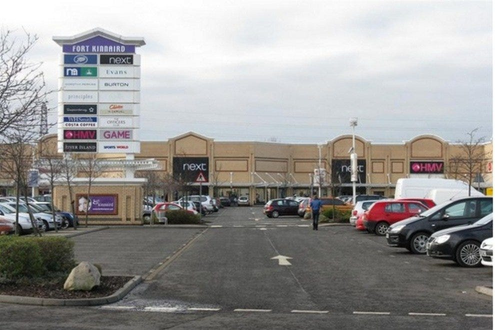 Fort Kinnaird Retail Park