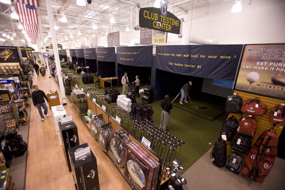 Pga Tour Superstore Myrtle Beach South Carolina