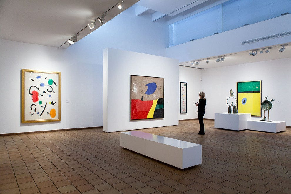 Fundacio Joan Miro: Barcelona Attractions Review - 10Best Experts and Tourist...