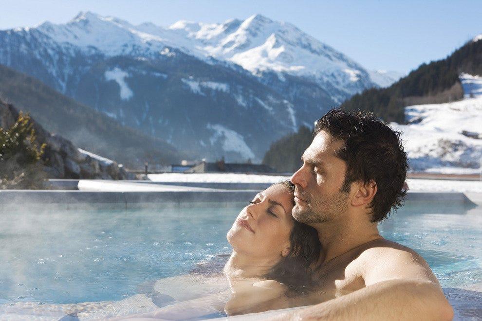 10Best: Ski Resorts with Spas