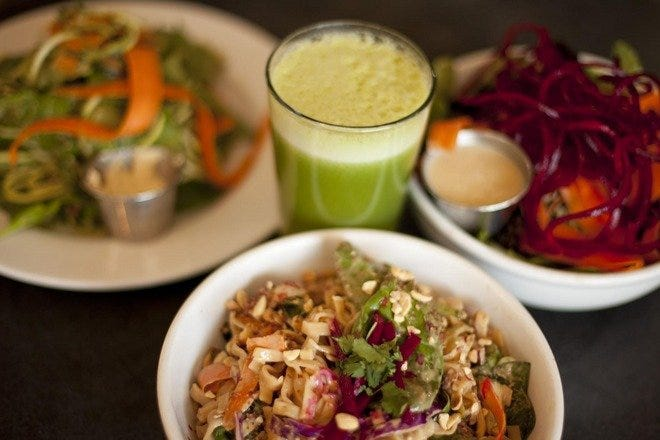 Restaurants with Healthy Menus in Portland