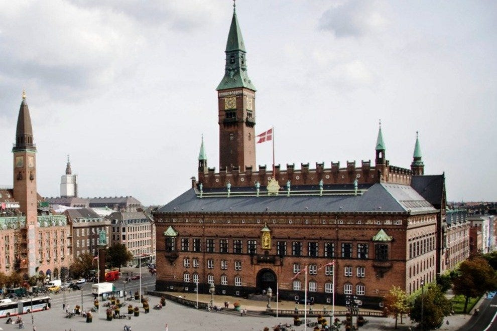 Sandemans New Copenhagen Tours