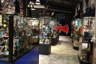 Batcat Toy Museum