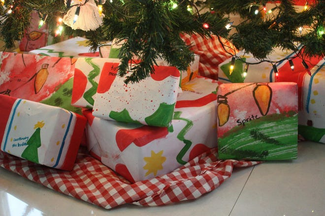 Christmas Shopping in Kauai