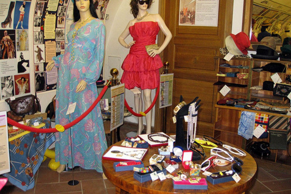 Prague Fashion Museum & Vintage Shop