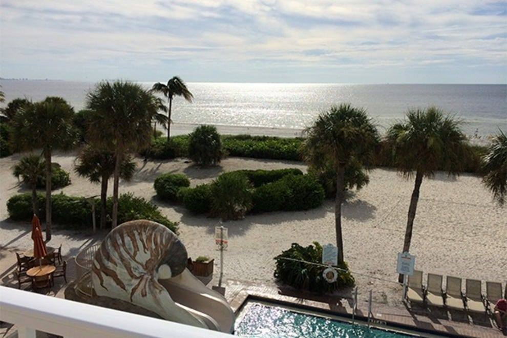 Sanibel Island Hotels: Sundial Beach Resort & Spa: Fort Myers Hotels Review