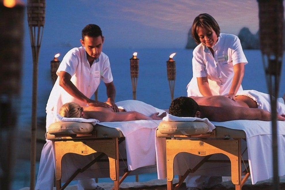 Moonlight massage for two? Visit Renova Spa at the RIU Palace Hotel