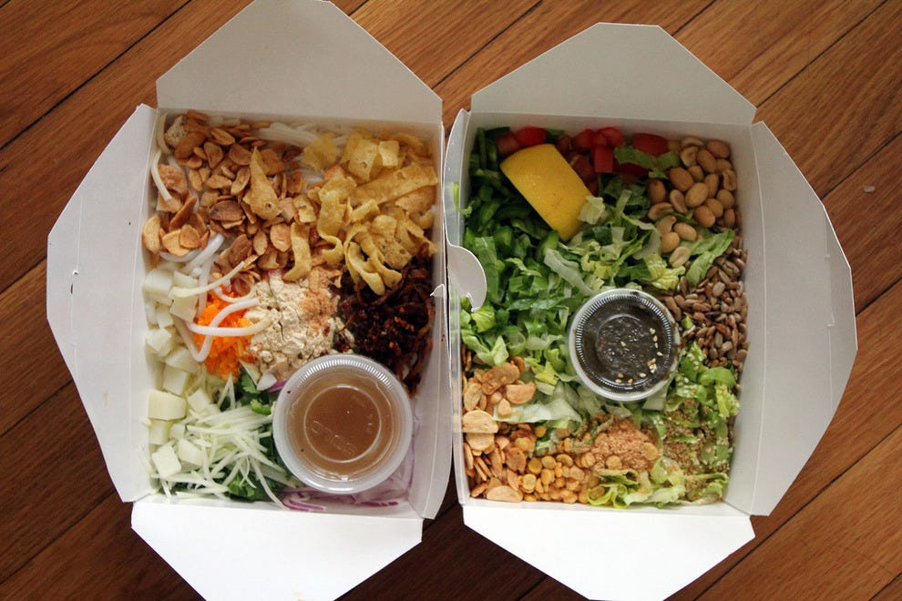 Take Out Restaurants In Toronto