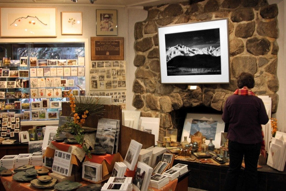 Discover Unique Gifts in Yosemite's Specialty Shops