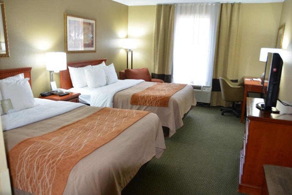 New Orleans: Budget Hotels in New Orleans, LA: Cheap Hotel Reviews ...