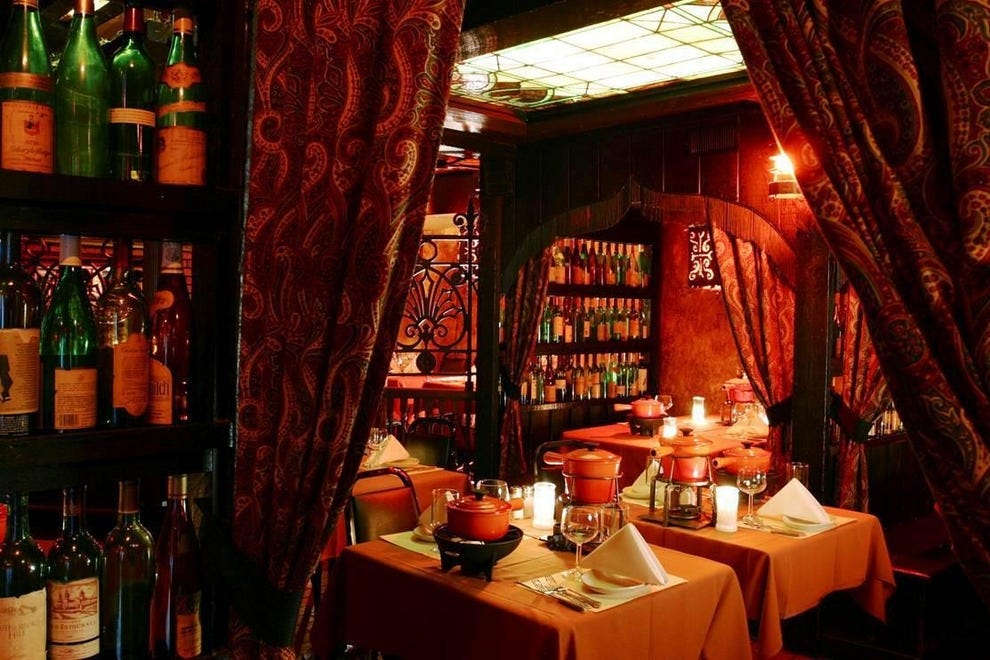 Best dating restaurants in chicago
