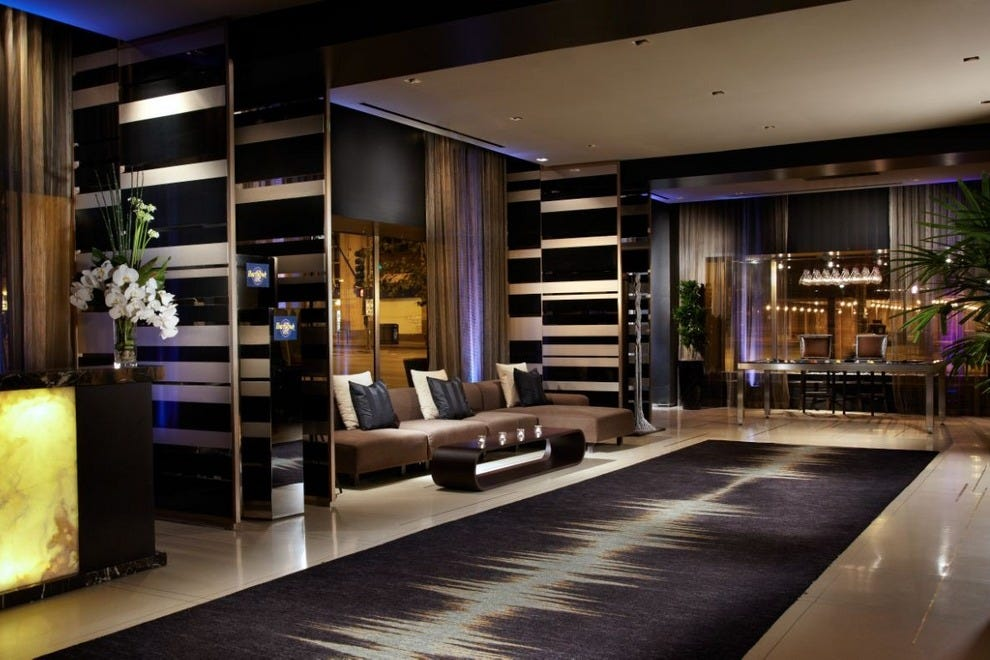 Hard rock hotel chicago chicago hotels review 10best for Best hotel chicago downtown