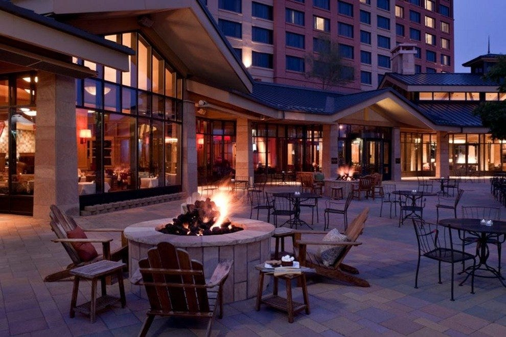 Enjoy the great outdoors at The Westin and surrounding areas