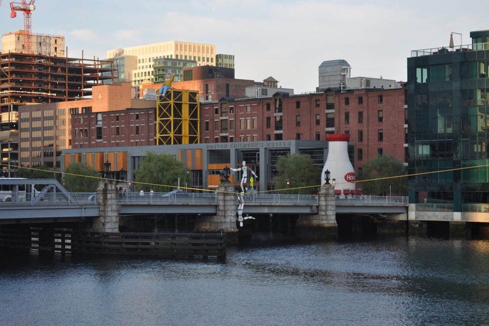 Things To Do In Seaport District Boston Neighborhood