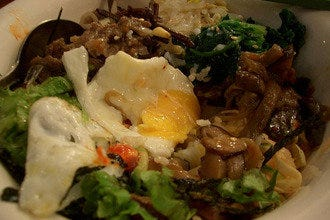 Bibimbap Restaurant in London: A Variety of Korean Food