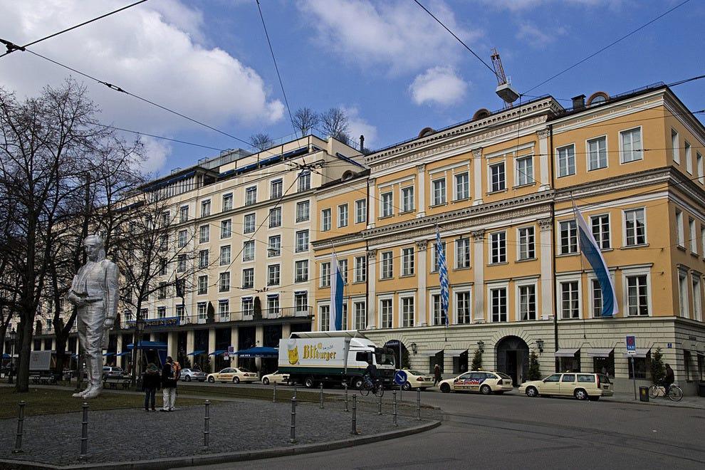Best Family Hotels In Munich