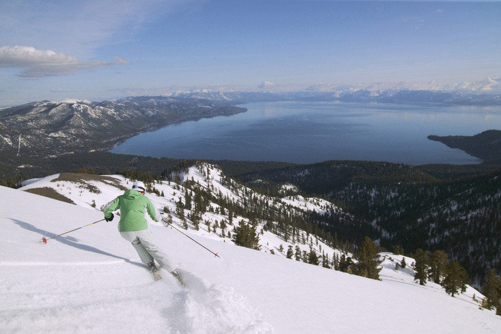 Tahoe, a Winter Wonderland