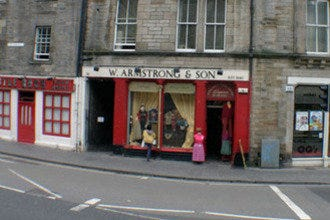 Shop at W. Armstrong & Son for Vintage Clothing in Edinburgh