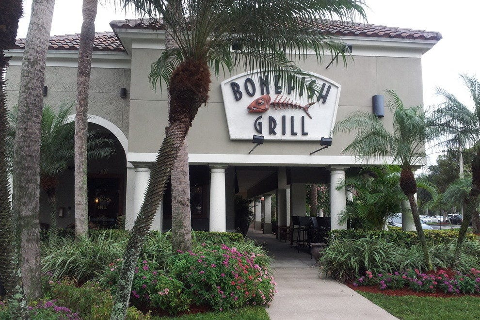 Bonefish Grill Fort Lauderdale Restaurants Review 10best Experts