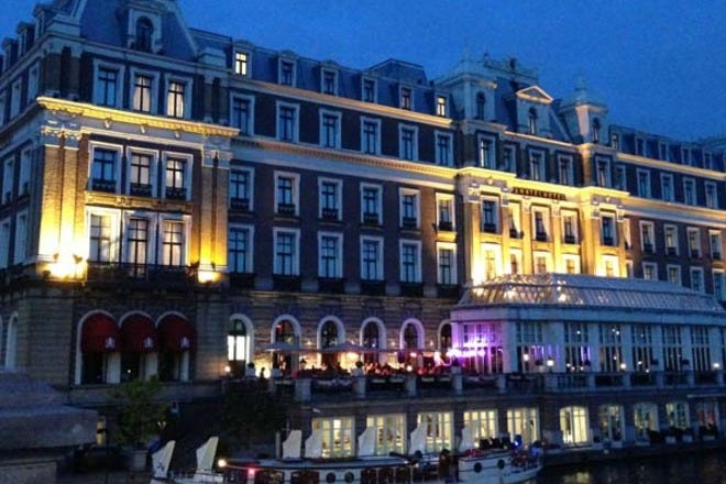 Romantic Hotels in Amsterdam