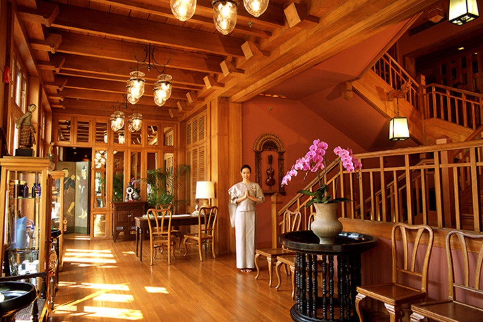 The Oriental Spa at Mandarin Oriental, Bangkok
