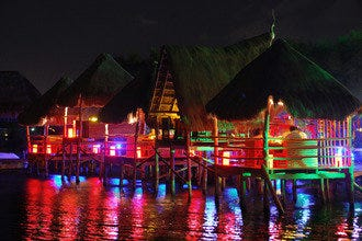 Thai Lounge in Cancun: Romantic Ambiance, Delicious Asian Food