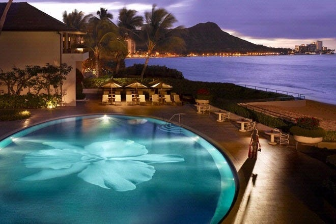 Romantic Hotels in Honolulu