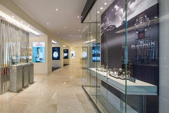 Tourbillon Watches Opens Largest Store to Date in Las Vegas